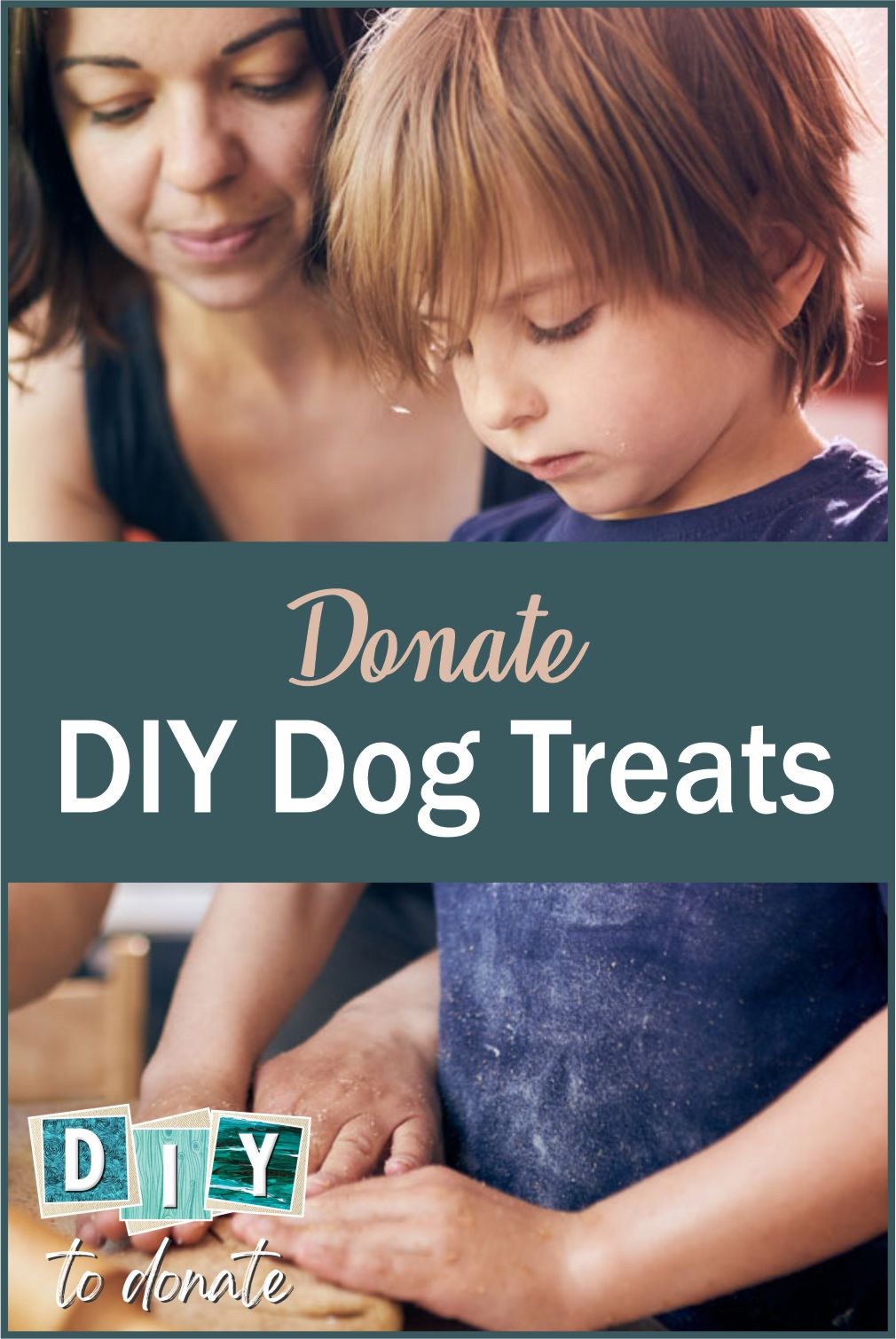 Animal shelters appreciate donations of homemade dog and cat treats. You can also sell your treats to purchase needed items for the shelter. #diytodonate #pettreats #donations #petshelters #homemade #communityservice #petcare #pets