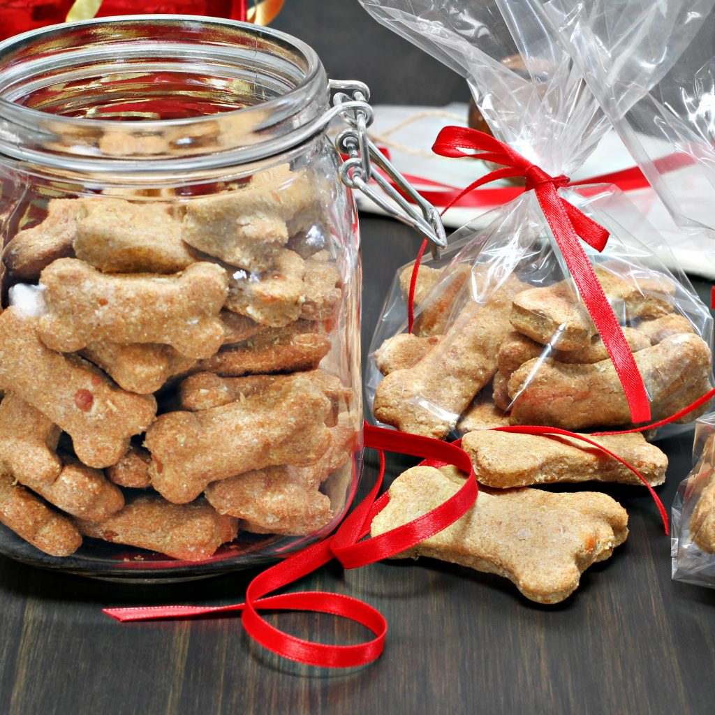 Homemade Dog Treats to Sell
