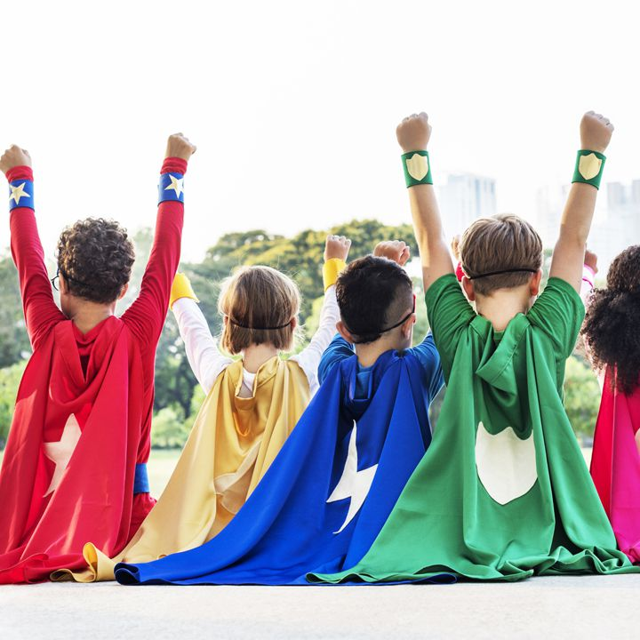 Donate Superhero Capes