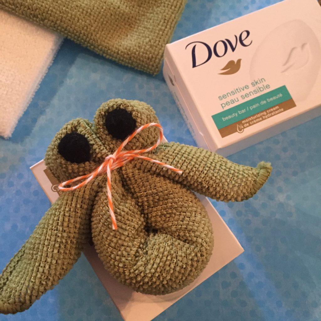 Make Washcloth Owls to Donate