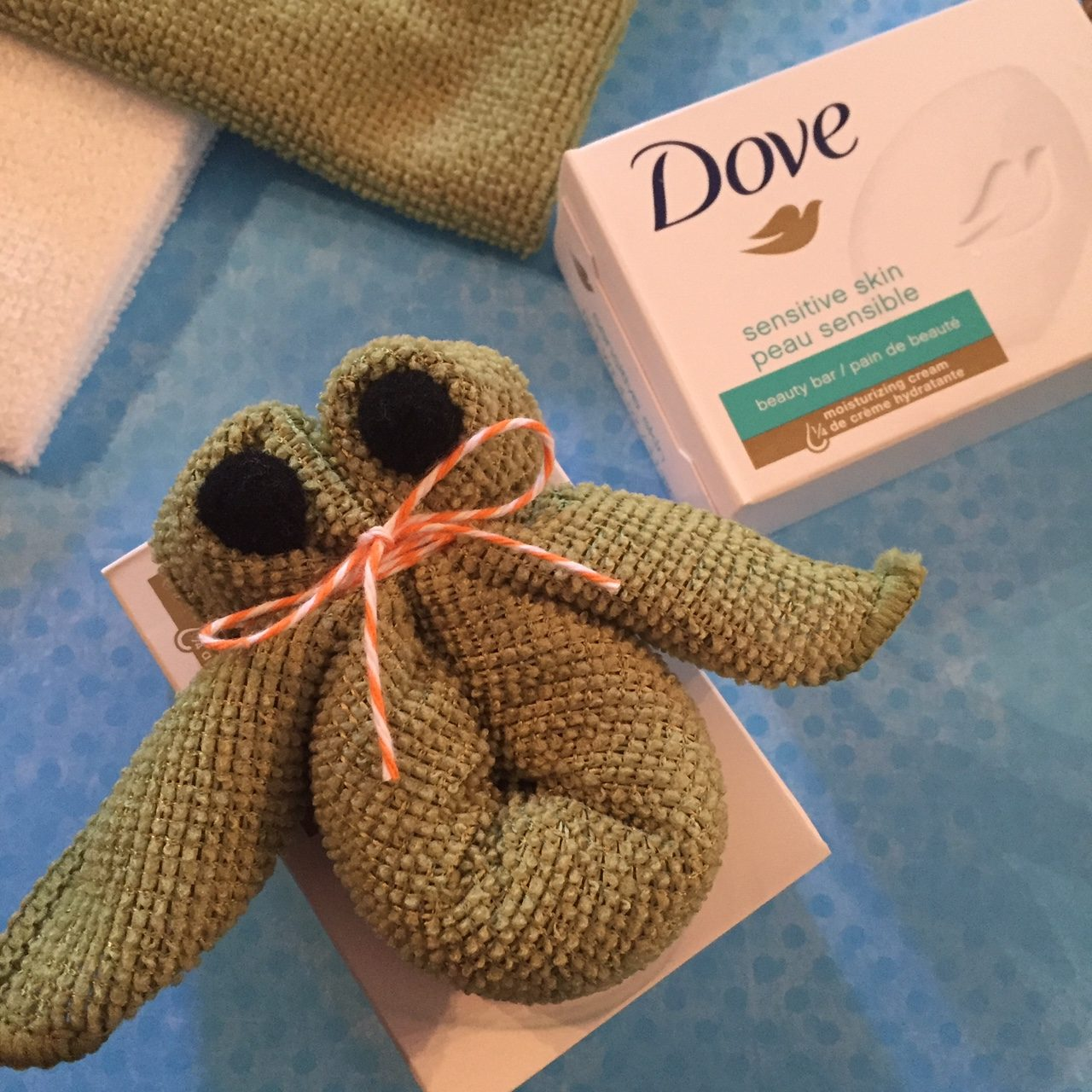 Make Washcloth Owls to Donate