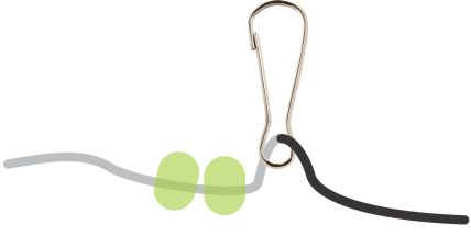Beaded Gecko Step 1