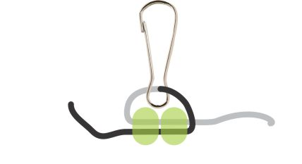 Beaded Gecko Step 2