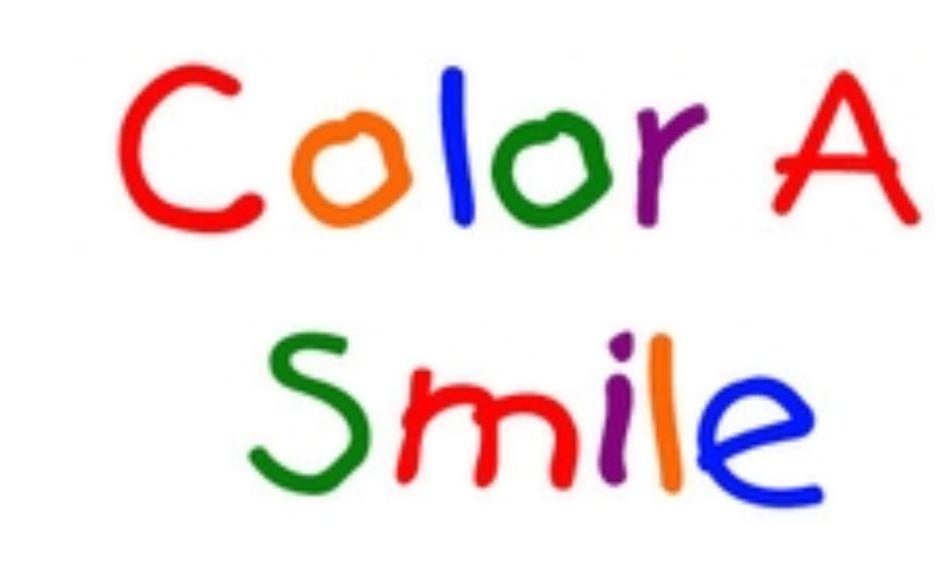 Color a Smile Logo
