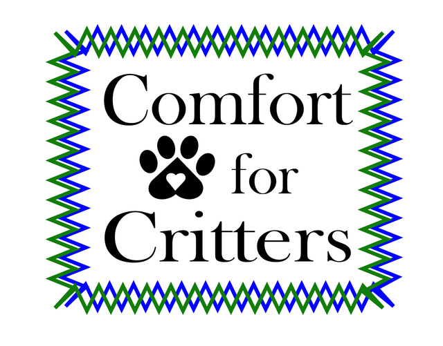 Comfort for Critters Logo