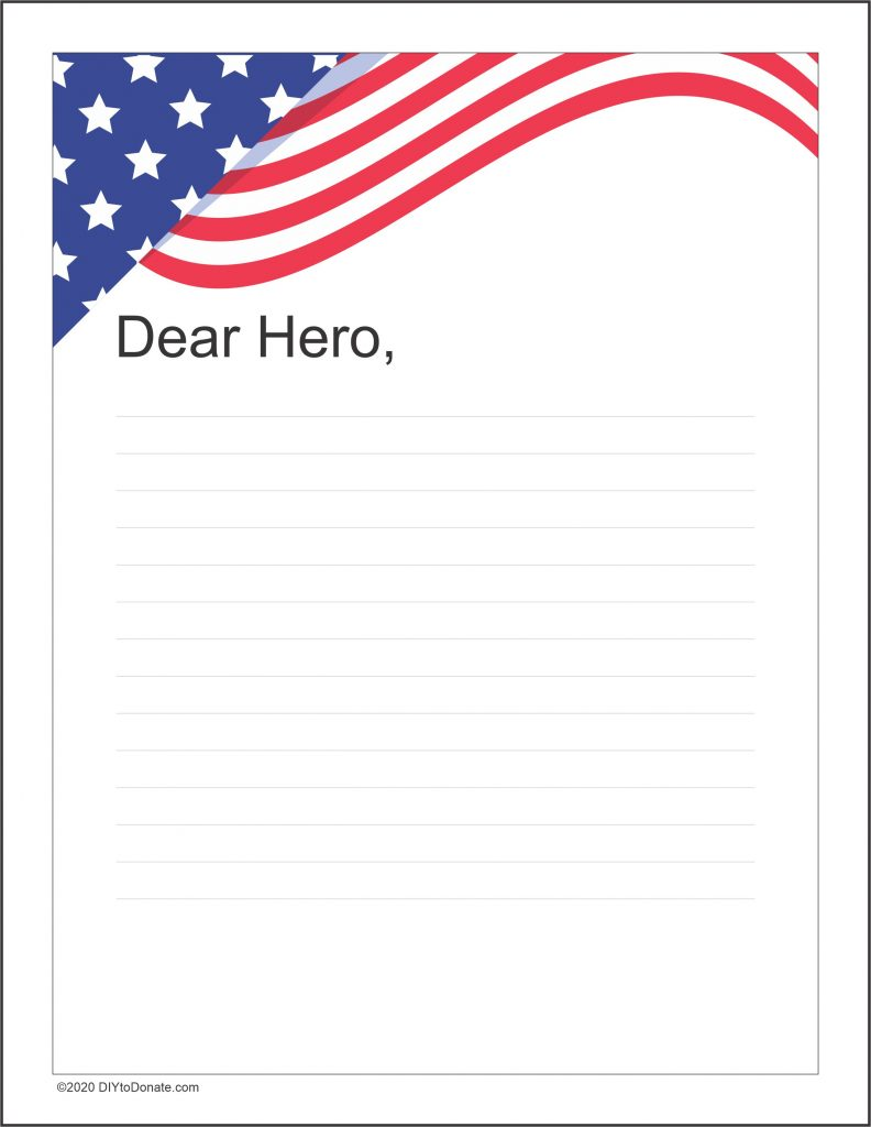 Letters to our Military