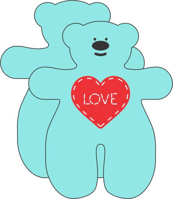 Easy Teddy Bear Step 2