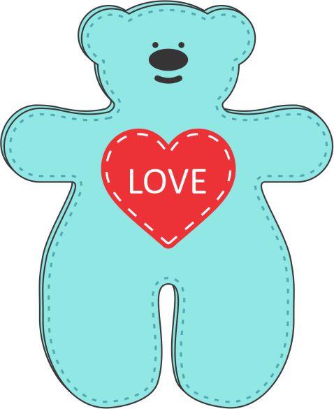 Easy Teddy Bear Step 5