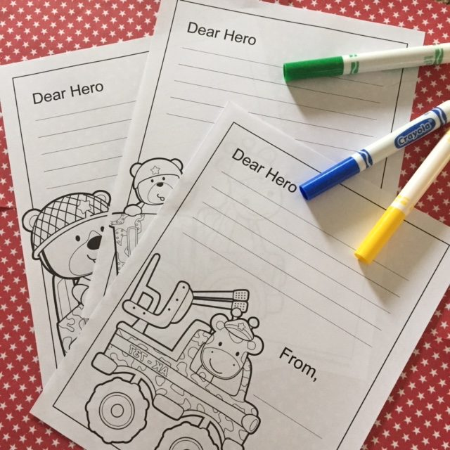 Printable Notes for the Military