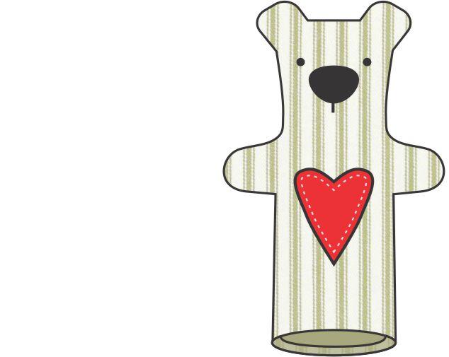 DIY Teddy Bear Step 7