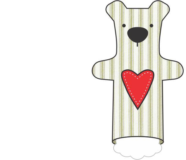 DIY Teddy Bear Step 8