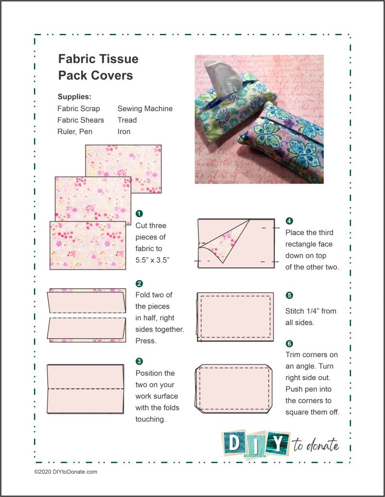 PDF Project Sheet for Tissue Holder to Doante