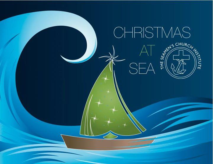 Christmas at Sea Logo