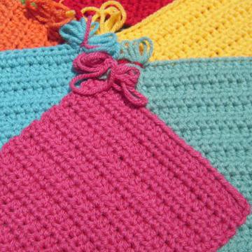 Easy Crochet Pattern for squares