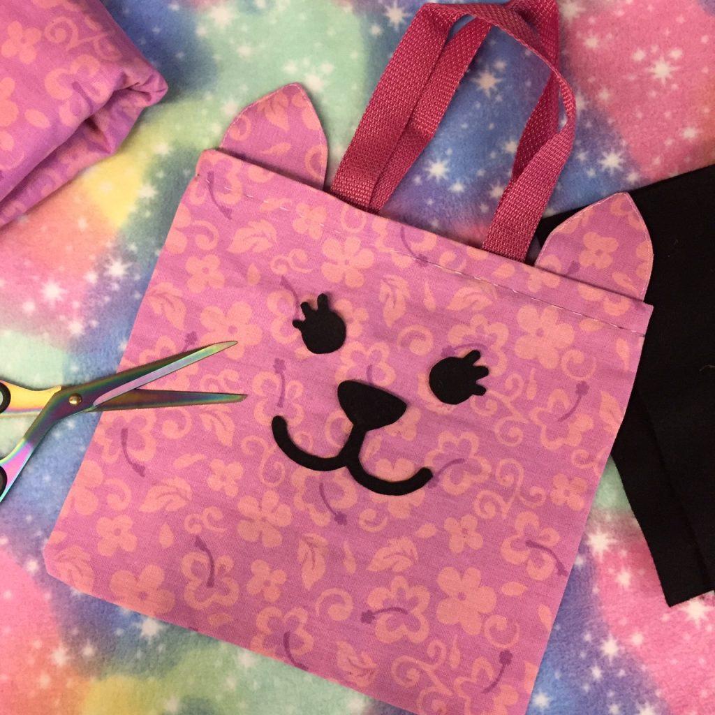 Make easy tote bags