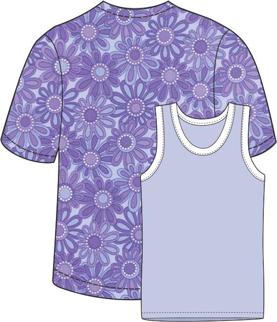 DIY Upcycled Shirt Dress