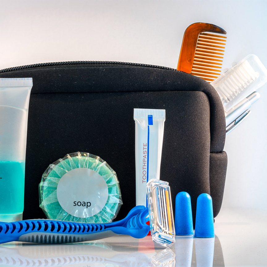 personal care kits