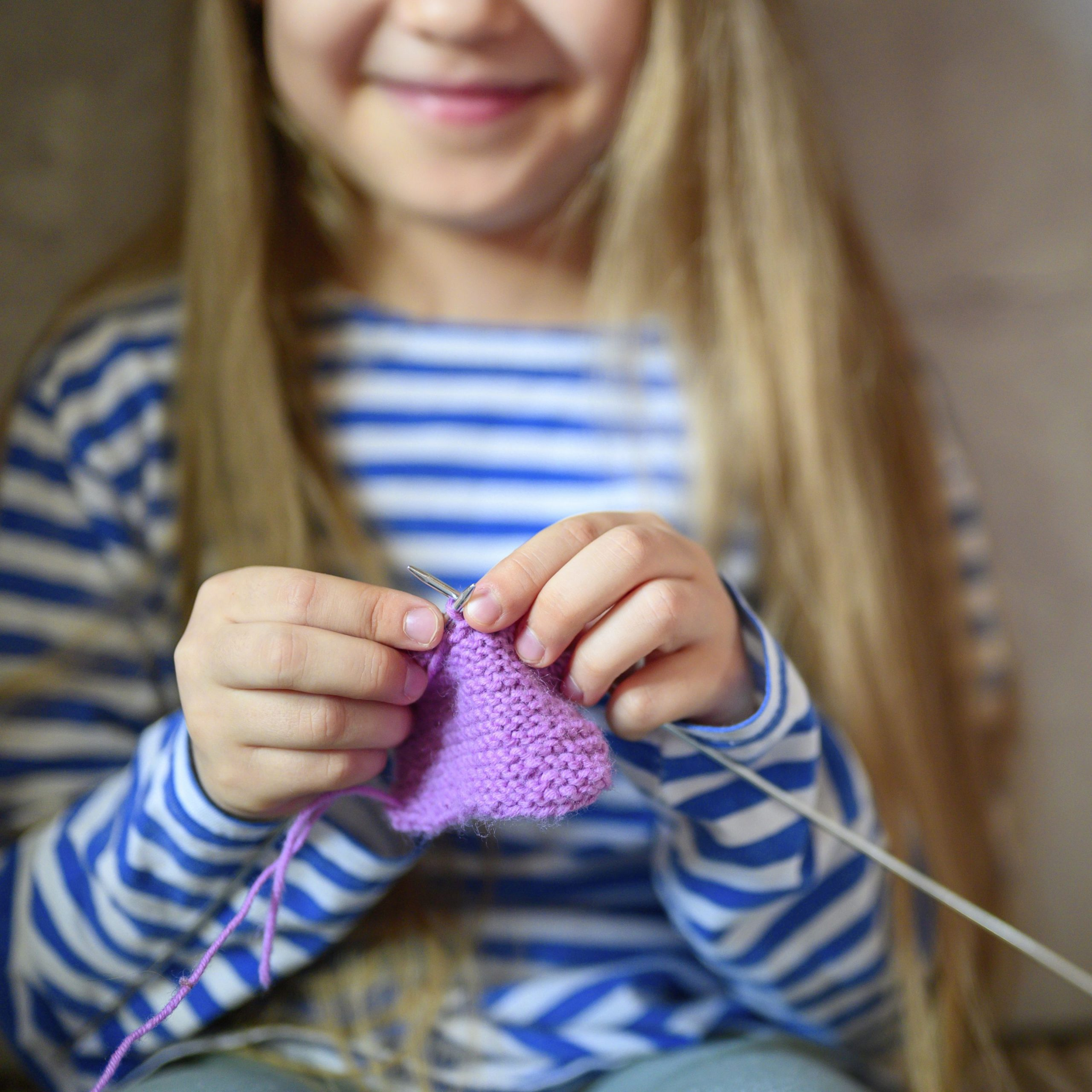 Tips for Beginning Knitters