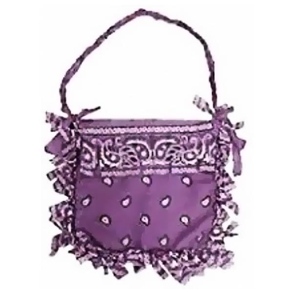 Free Kids Crafts No Sew Bandana Tote Bag