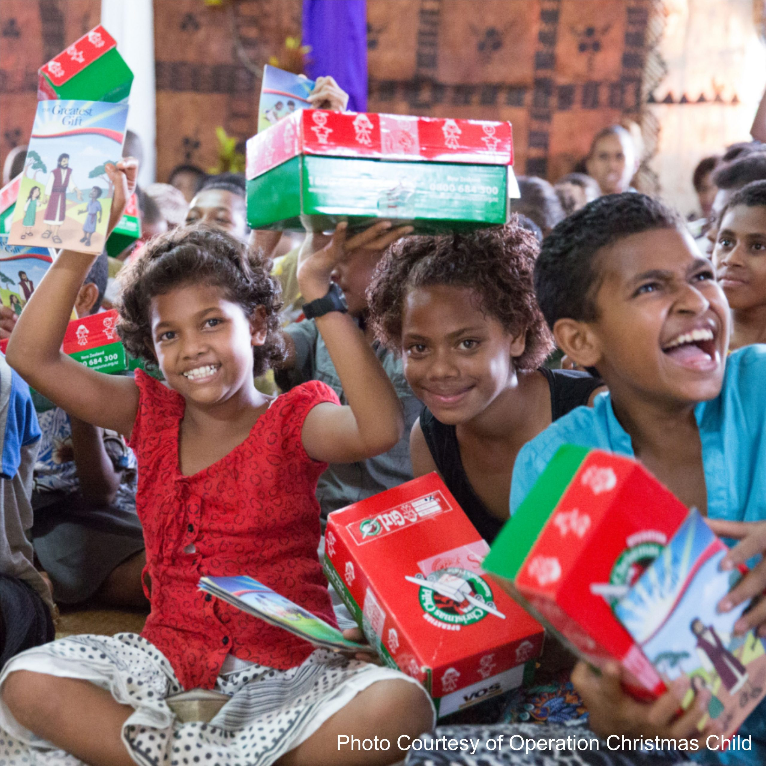 Things to Make for Operation Christmas Child