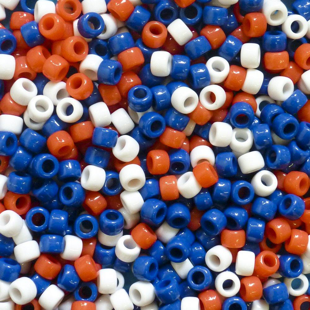 Patriotic Pony Beads